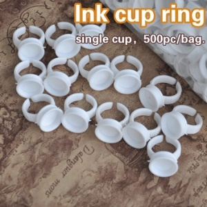 Permanent Makeup ink cups