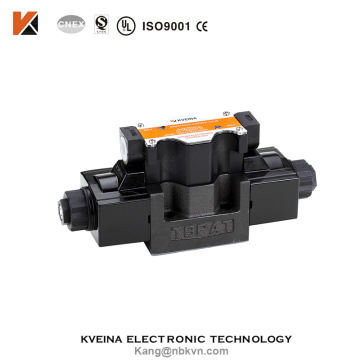 DSG 03 Series Cheap Three Way Hydraulic Oil Directional Solenoid Valve Electric Control Valve 24V