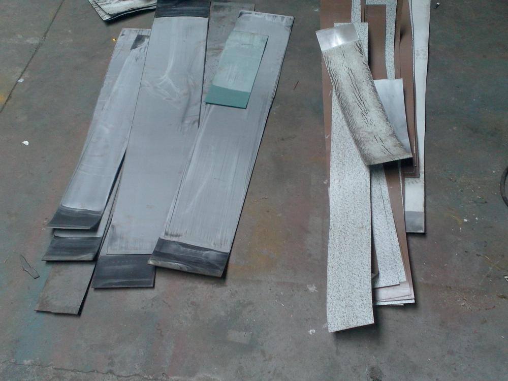 Metal Architectural Panels Stripping Machine