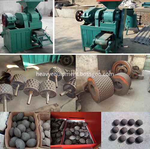 Iron Briquette Making Machine