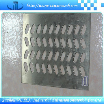 Perforated Mesh with SGS Report