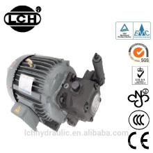 pompes à engrenages hydrauliques et moteurs à induction
