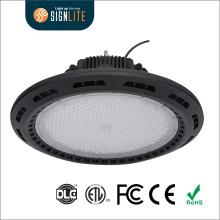 Bahía alta de 200W LED UFO con ETL / DLC / FCC
