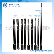 R32/T38/T45/T51 Top Quality Extension Rod