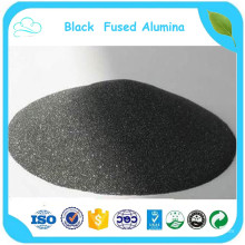 Low Price Abrasive Black Fused Alumina/ Black Corundum With China Plant
