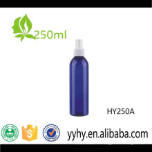 250 ml de bouteille de pulvérisation ronde avec fines bouteilles