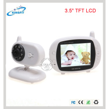 "2016 Hot Selling 2.4GHz 3.5"" Baby Monitor"