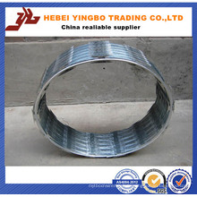 Diamètre de la bobine de 450 mm