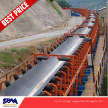 Factory Price Mineral crusher belt for nigeria