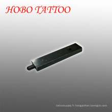 Barre d'armature de partie de machine de tatouage