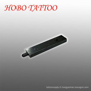 Barre d'armature de partie de machine de tatouage