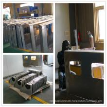 Aluminium Steel Frame of Container