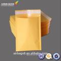 Personalizar sobres de burbuja barato de envolvente de papel de kraft marrón venta por mayor