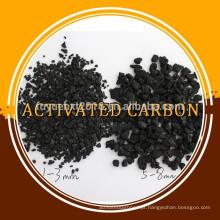 China fabricante venda directa materiais de filtro de água de coque
