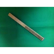 Czdy-0039 Cepillo de alambre con raspador