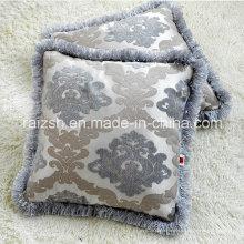 Tissus de chenille de luxe d'oreiller de style