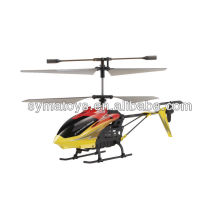 2.4G diente azul SYMA S39 3.5 canales RC Helicóptero GYRO con removedor de LCD