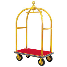 Hotel Aluminium Luggage Cart Barrow