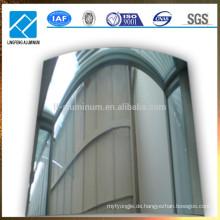 Aluminiumgröße Großes Spiegelblatt