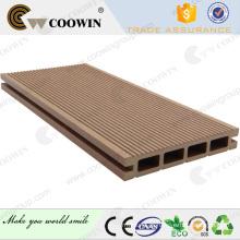 WPC exterior madeira madeira pátio pavimentos