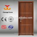 CE дешевые межкомнатные деревянные двери