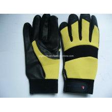 Handschuh-Leder-Handschuh-Sicherheitshandschuh-Arbeitshandschuh-Arbeitshandschuh-Industriehandschuh