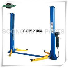 Entretien de voiture d'ascenseur de la voiture GQJY-2-40A de 2 poteaux [CE; ISO]