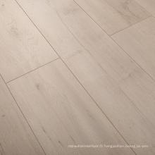 L6336-Gris Plancher de stratifié de chêne de gravure