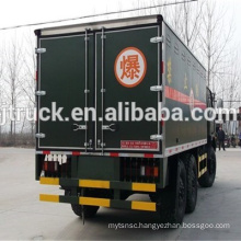 Dongfeng off road van truck/Dongfeng all wheels drive van truck/Dongfeng off road cargo truck/6*6 Dongfeng cargo transport truck
