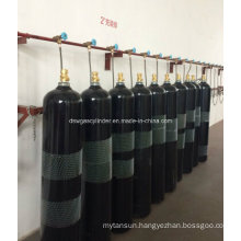80L Nitrogen Gas Fire Extinguishing Gas Cylinder