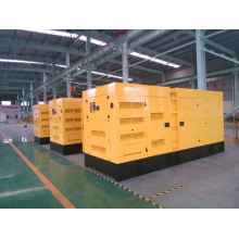 Générateur insonorisé 375kVA / 300kw CUMMINS avec Ce approuvé (GDC375 * S)