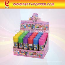 Spray de cadena de fiesta de 250 ml para la celebración de la boda