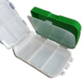 Portable Travel Vitamin Medicine Pill Box Organiser
