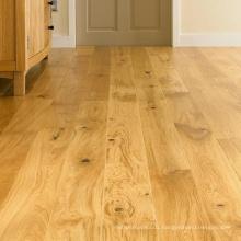 T&G UV Lacquer Engineered Oak Wood Floor