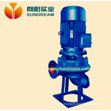 Vertical Dry Installed Sewage Pump