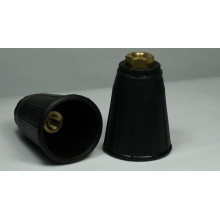 Adjustable Nozzle Holder with Shroud Plastic