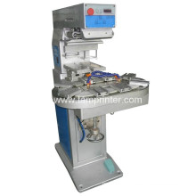 TM-C2-P High Quality Label Two Color Pad Printing Machine