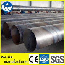Carbon SSAW spiral Q235 steel pipe price