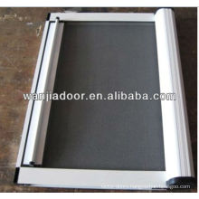 roll-up fly screen for window