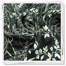 Silk Printed Fabric for Scarf