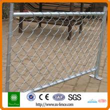 Сварной забор временный забор завода