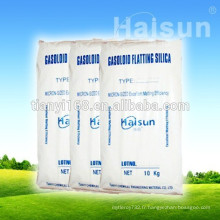 Exporter le dioxyde de silicium de la marque Haisun B520