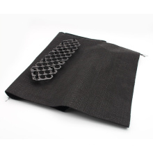 black polypropylene woven 3d geotextile bag with competitive price new
