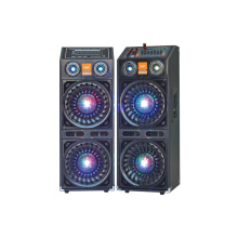 2.0 Professional Speaker с кристальной подсветкой 623b