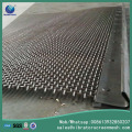 DPP90T-48um polyester printing screen mesh for construction glass