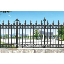 Modern house cast iron fences /High quality iron casting fence