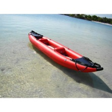 Durable inflatable kayak for wholesale