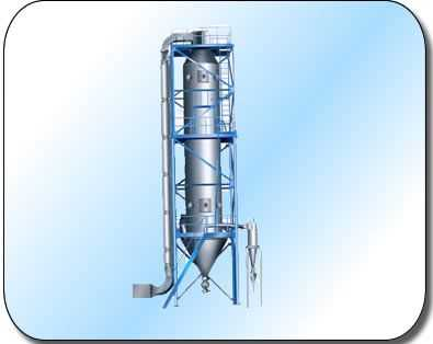 Sugar Powder Dryer
