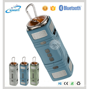 Orador ao ar livre novo da lanterna elétrica do orador impermeável Ipx5