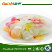 New Snackes White and Colorful Prawn Crackers